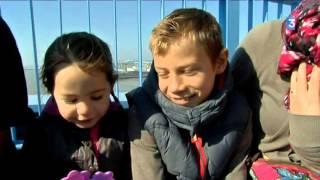 Saint-Nazaire : 60 000 personnes ont fêté les 40 ans du pont