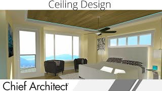 7. Lake Point - Ceiling Design