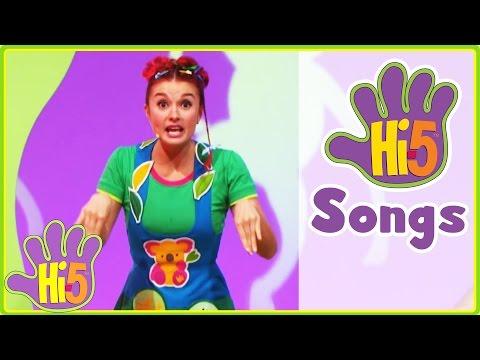 watch Hi-5 Songs | Animal Dance & More Kids Songs - Hi5 Season 16