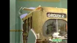 Classic Sesame Street - Grouch Bus Stop
