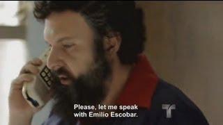 El Patrón del Mal | Pablo Escobar Trailer  Vers. English  | Telemundo