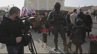 شبه جزيرة القرم: أصوات الانفصاليين لا تسمع
