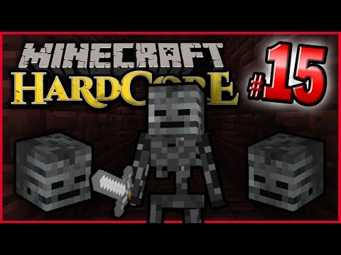 Minecraft HC #6! - Part 15 (THE SEARCH BEGINS)