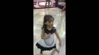 Cute Baby Girl Dance For Khaidi No 150 Ratthalu Song