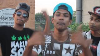 Ajob Shohor-(আজব শহর) 2016-Bangla Rap Song (Official Music Video)