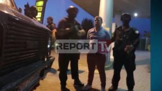 Report TV - Elbasan, arrestohet i dënuari me 19.7 vite burg në Itali