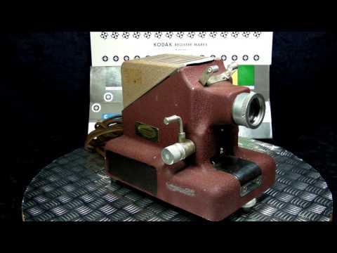 Standard Filmstrip Projector Model 333