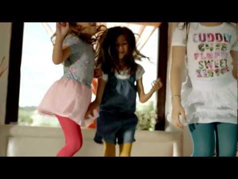 Daymod Külotlu Çorap Reklamı 2012 13 Çocuklar İçin