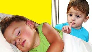 Cancion Hermano Juan, | Infantiles Español Are you sleeping Nursery Rhyme Song by LETSGOMARTIN