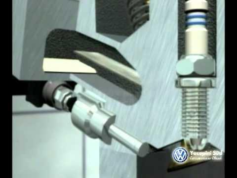 Tecnología  Motores Volkswagen FSI en Yacopini Süd!!!