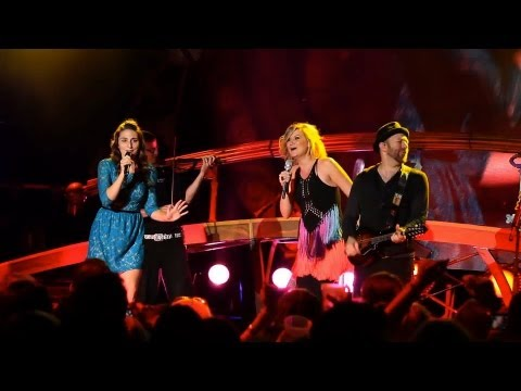 "Sugarland and Sara Bareilles cover ""Come On Eileen"""