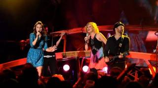 Sugarland and Sara Bareilles cover Come On Eileen