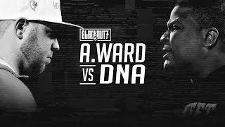 KOTD - Rap Battle - A. Ward vs DNA   #BO7