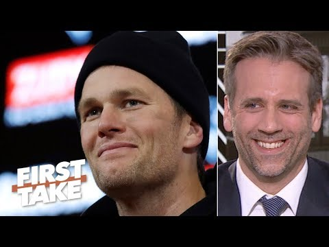 Tom Brady beating the Chargers doesn't change Max s falling off cliff theory First Take