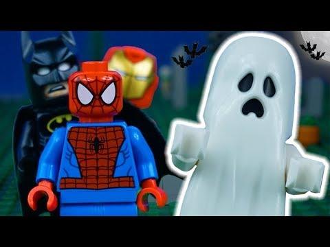 LEGO Superheroes LIVE 🔴 STOP MOTION LEGO Superheroes Spiderman Hulk & More LEGO Billy Bricks