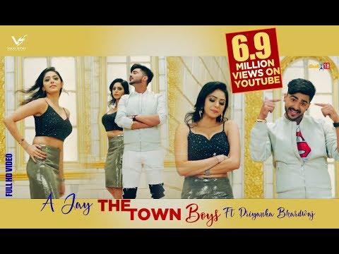 Xxx Mp4 The Town Boys A Jay Ft Priyanka Bhardwaj Star Boy LOC G Skillz VS Records 3gp Sex