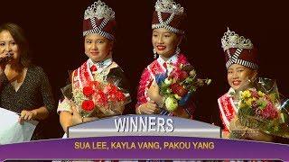 3 HMONG NEWS: Winners of the Little Hmong International Prince & Princess competition.