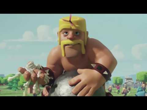 WAPWON COM Clash Of Clans Movie   Full Animated Clash Of Clans Movie Animation