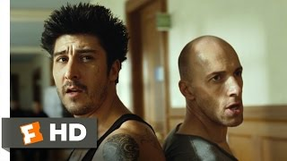 District 13: Ultimatum (7/12) Movie CLIP - Police Station Fight (2009) HD