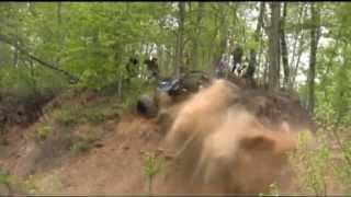 Jordan Tanner's Horrific Crash at Rush Off-Road Park
