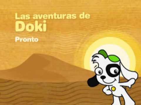 Las aventuras de Doki Nuevo programa de discovery kids