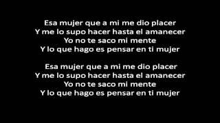 Nicky Jam - Voy A Beber (Letra) ✓