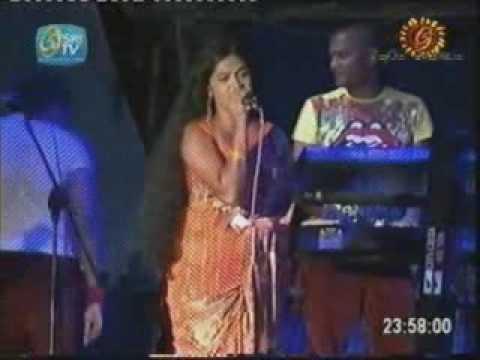 sri lanka singer long hair