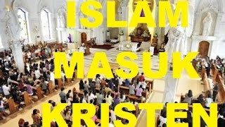 Kesaksian Seorang Muslim Masuk KRISTEN