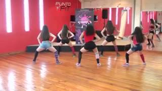 Aprender a bailar reggaeton