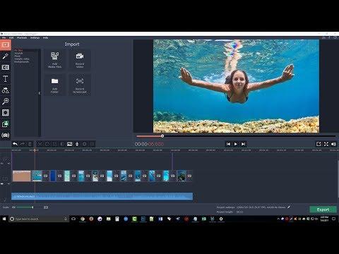 Xxx Mp4 Movavi Video Editor Review Tutorial Movavi Video Editor Step By Step Demo 3gp Sex