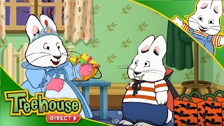 Max & Ruby SING Itsy Bitsy Spider   Treehouse Direct SONGS! NEW!