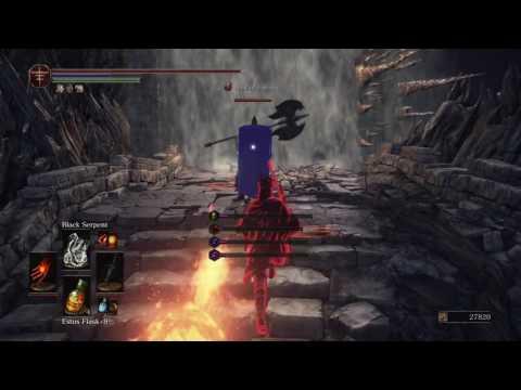 Too Much Edge - Dark Souls III