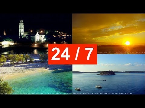 Xxx Mp4 Hvar Croatia ☀ LIVE 24 7 WebCam 3gp Sex