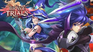 Brave Trials Android iOS Gameplay (Action RPG)