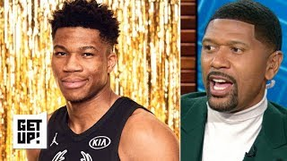 Giannis and Joel Embiid can