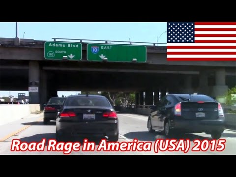 Road Rage and Car Crashes in
