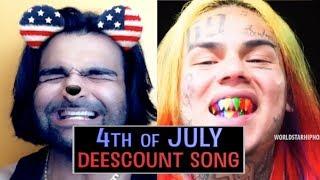 4th of July Deescount Song {Farzy Loko}
