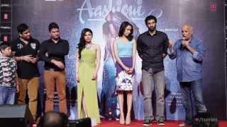 Aashiqui 2 Promotional Event - Delhi | Mahesh Bhatt, Aditya Roy Kapur, Shraddha Kapoor