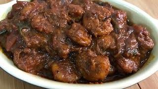 Kerala Prawn Roast| Nadan Prawn Roast| Prawns Gravy