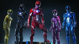 Power Rangers Movie Suits First Look!