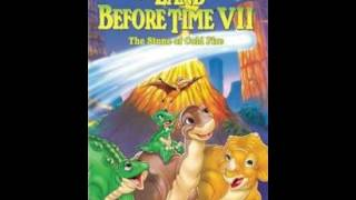 Land Before Time: Stone of Cold Fire End Credits