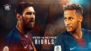 Lionel Messi vs Neymar Jr - RIVALS | Magic Show (HD)