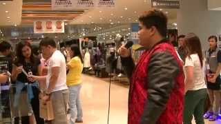 Big Guy effortlessly nails down song by South Border - Kahit Kailan