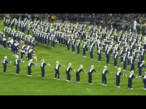 Xxx Mp4 ND BAND USC FOOTBALL 10 22 11 Band Living On A Prayer Dance MP4 3gp Sex