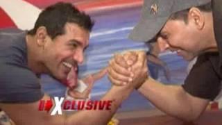 Akshay Kumar & John Abraham promote Desi Boyz
