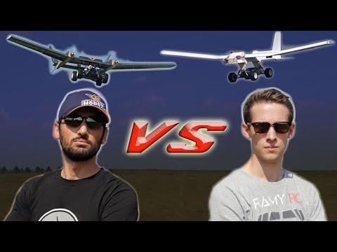 FLYING RC CAR CHALLENGE