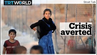 Has Turkey prevented a bloodbath in Syria