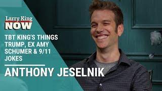 Anthony Jeselnik On Trump, Ex Amy Schumer & 9/11 Jokes - #TBT