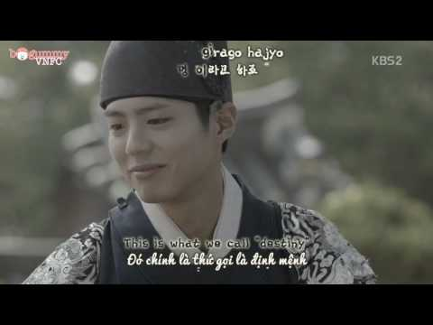 [FMV][Vietsub + Engsub] Fate - Lee Sun Hee   Ra On Ver.   Love In The Moonlight