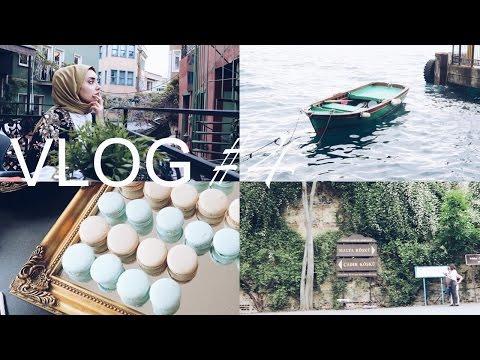 VLOG #4 : Ortaköy , Parkta Yürüyüş , Baby Shower , Alışveriş